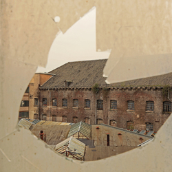 Verval Sphinx gebouw Maastricht