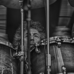 Simon Phillips  Drummer Toto