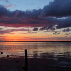 Gooimeer sunset 2