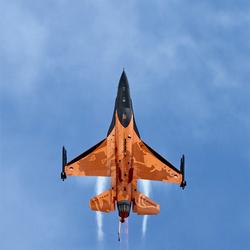 Oranje naar de top