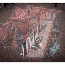 Straatje van Vermeer
