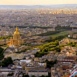 Dôme des Invalides in Parijs