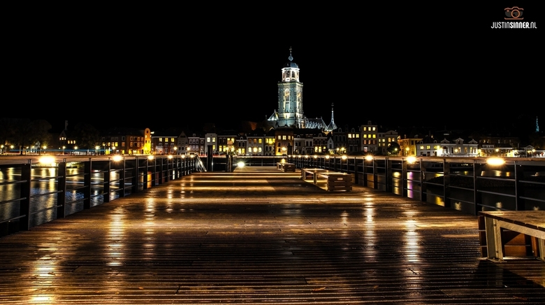Skyline van Deventer - Skyline van Deventer. <br /> Bedankt voor de likes en comments op mijn vorige foto.<br /> <br /> http://Justinsinner.nl<br /