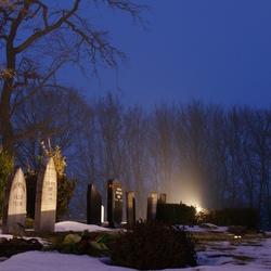 Light on the dead