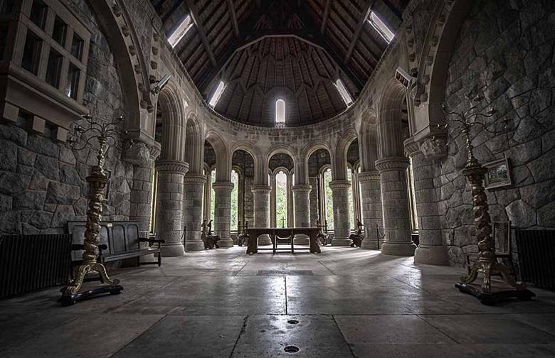 St. Conan's Kirk - Schotland | Loch Awe<br /> Aan de oever van Loch Awe ligt St Conan's Kirk ook wel bekend onder de naam Robert the Bruce Chapel. De
