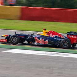 Vettel, Spa Francorchamps 2012