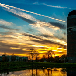 Watertoren Zoetermeer