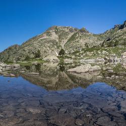 Spiegelmeertje (panorama)