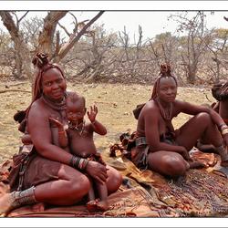 Himba dames