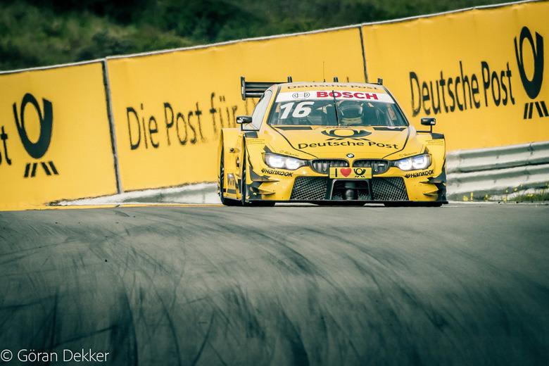 DTM race Zandvoort