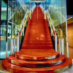 The Red Stair