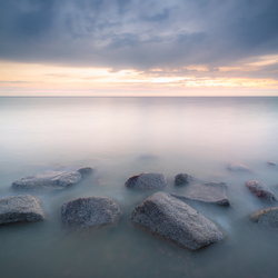 Zee van licht