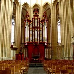 Boven- of St. Nicolaaskerk Kampen