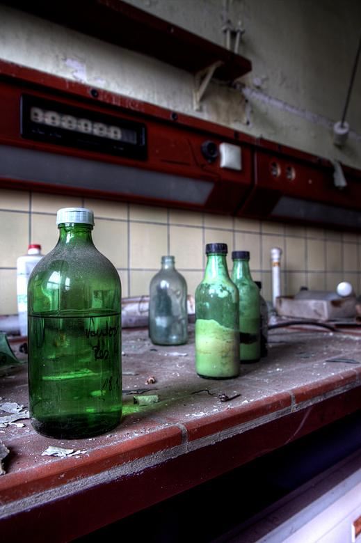 VEB Globus werke 2 - Op 22-11-2010 hebben Jos en ik een bezoek aan deze fabriek gebracht.<br /> In deze fabriek werden poets e.d. gemaakt voor auto&#