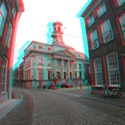 Dordrecht Stadhuis Wijnstraat 3D GoPro