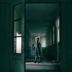 De laatste schooldag... Het licht mag uit.
