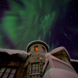 Castle Aurora Borealis