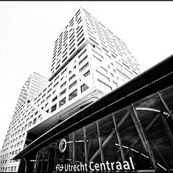Utrecht Centraal Station.