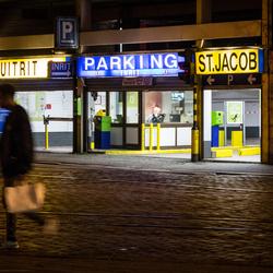 Parkeerwachter - Antwerpen