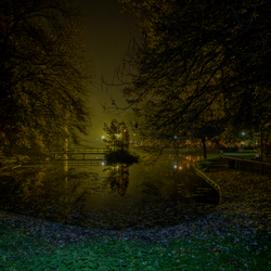 Stadspark@Night