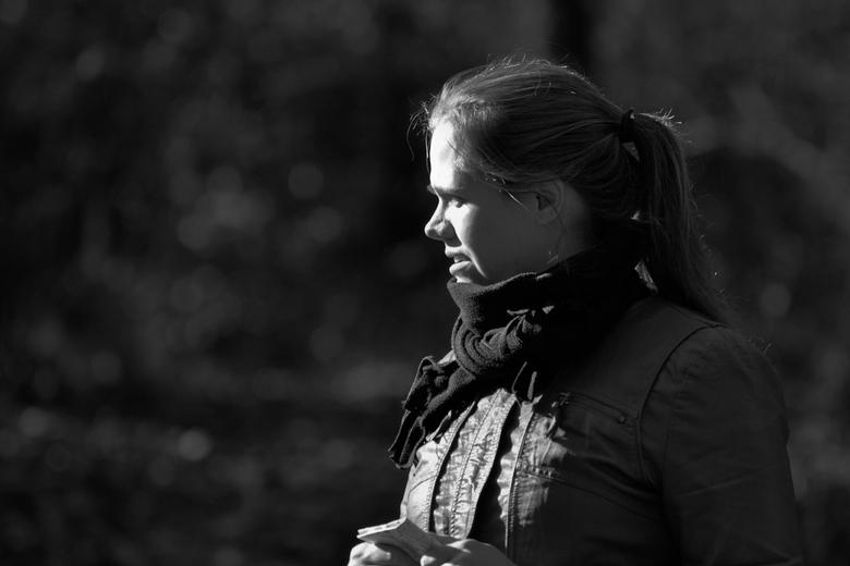 Carolien in Herpen - Wandeling in Herpen