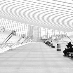 Architectuur in stad / Straatfotografie