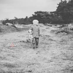 knuffel mee uit wandelen