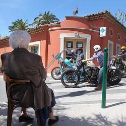 Bikers & Bejaarden