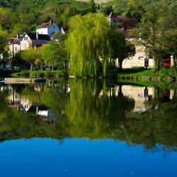 Canal Nivernais sluis 3