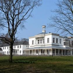 P1480219 Landgoed Ockenburg Loosduinen Witte Villa 25mrt 2018