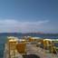 Terrasje op zee