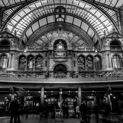 Centraal Station Antwerp