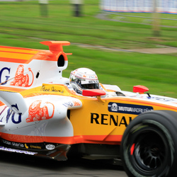 Alonso's Bolide