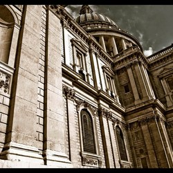 St. Paul's Cathedral Londen 2