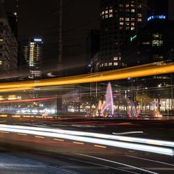 Night walk Rotterdam