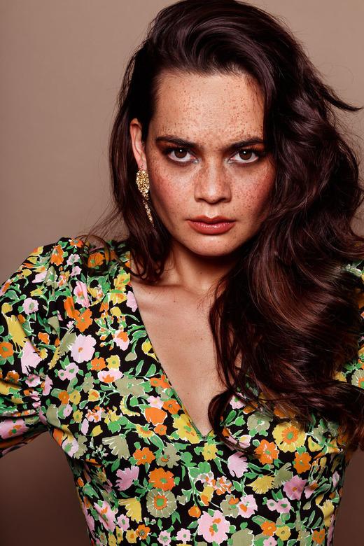 Melissa - Model: Melissa van Beek<br /> MUAH: Naomi Bonita Beauty
