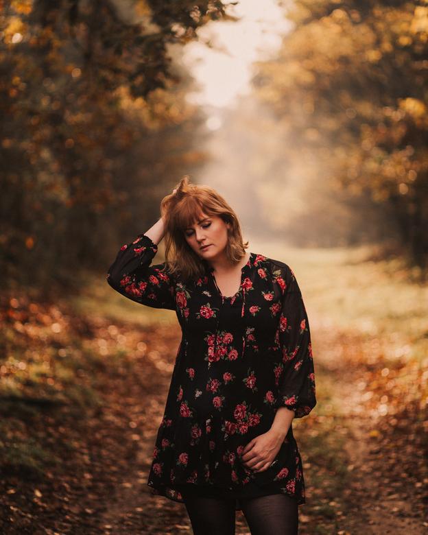 Herfst Vibes - Foto gemaakt bij kootwijkerzand