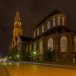 Groningen, Martinitoren en Martinikerk