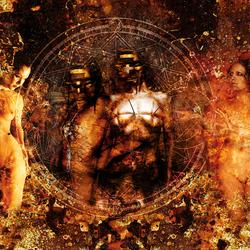 Artwork voor CD cover