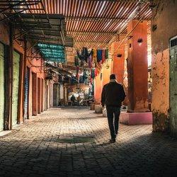 Marrakesh - Marokko