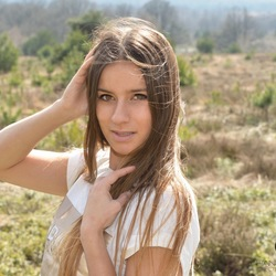 Lenteshoot met Miriam