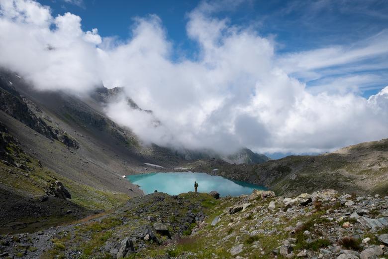 Turqoise Lac Blanc -