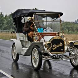 Buick Model 10 Touring 1909 (6881)