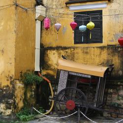 Straatbeeld Hoi An