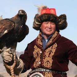 Mongolie Adelaarsfestival 2013