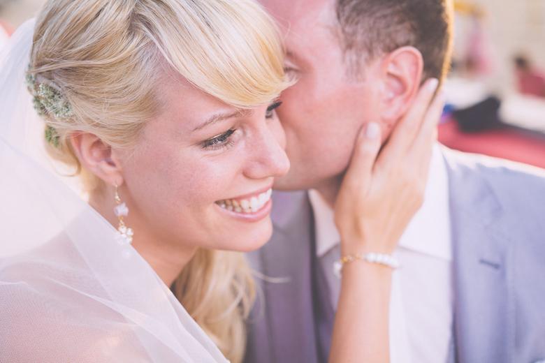 Huwelijk op het strand - Een prachtige dag, een mooi bruidspaar en een fantastisch huwelijk op het strand van Scheveningen.
