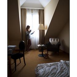 hotelkamer Parijs