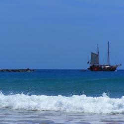 Seaside color...