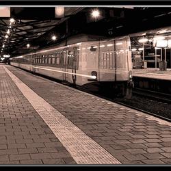 Amersfoort Centraal Station..