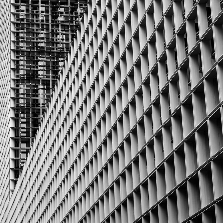 Lijnenspel in de architectuur - -